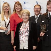 Manchester NHS staff hailed Women of the Year 2017 for Arena response