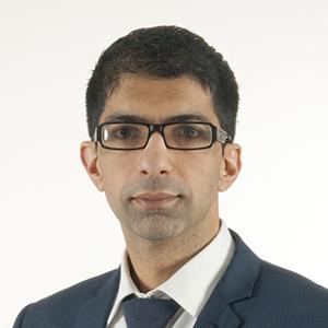 Photo of Professor Tariq Aslam