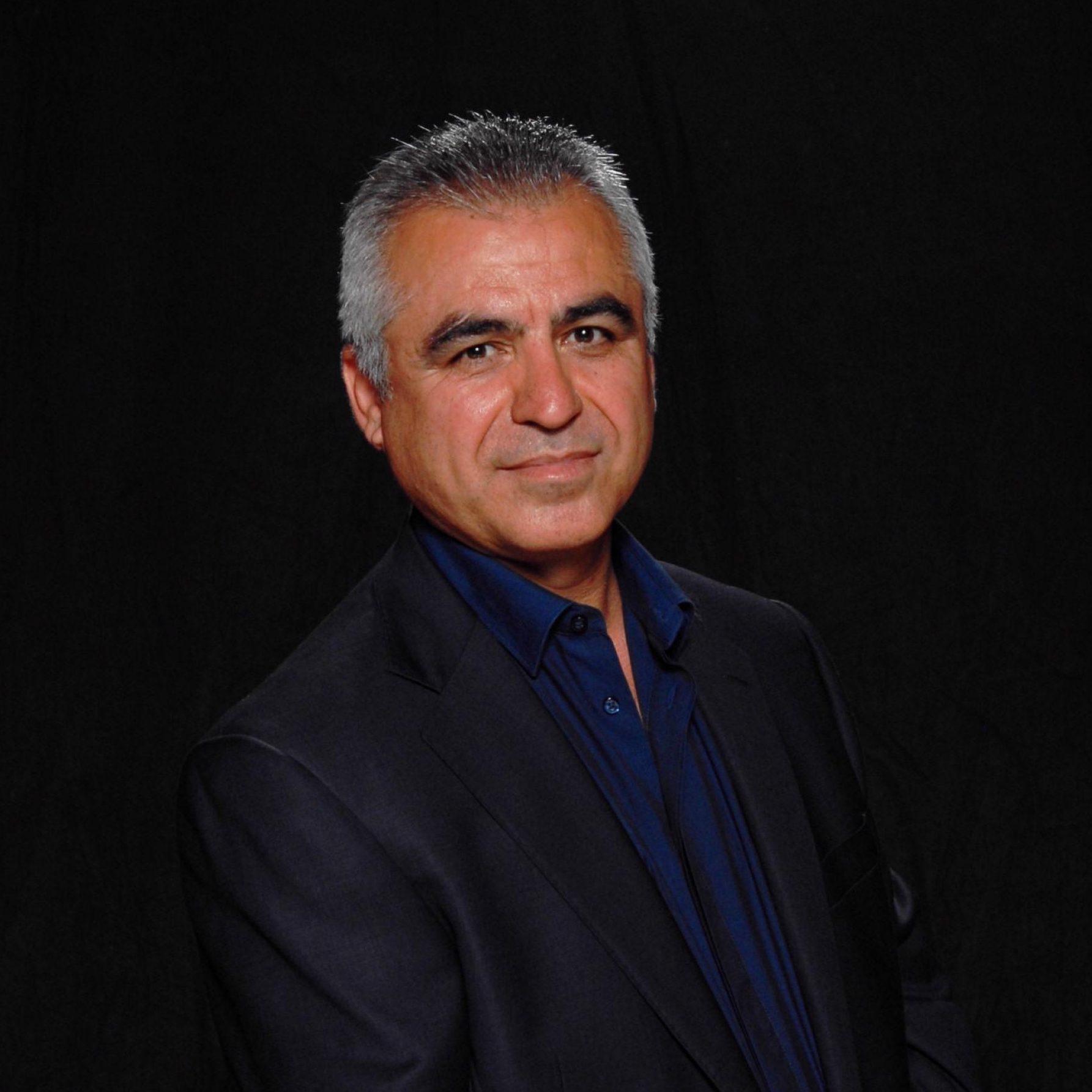 Photo of Dr Barzo Faris