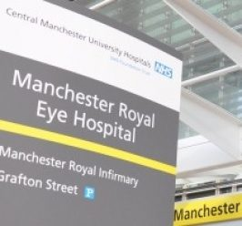 Manchester Royal Eye Hospital Photo