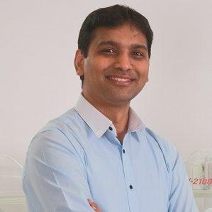Photo of Dr Ajit Mahaveer