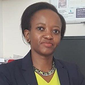 Photo of Dr Susan Kamupira