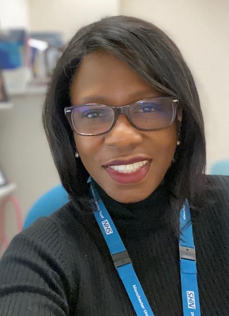 Photo of Dr Ngozi Edi-Osagie