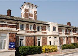 Trafford General Hospital Photo