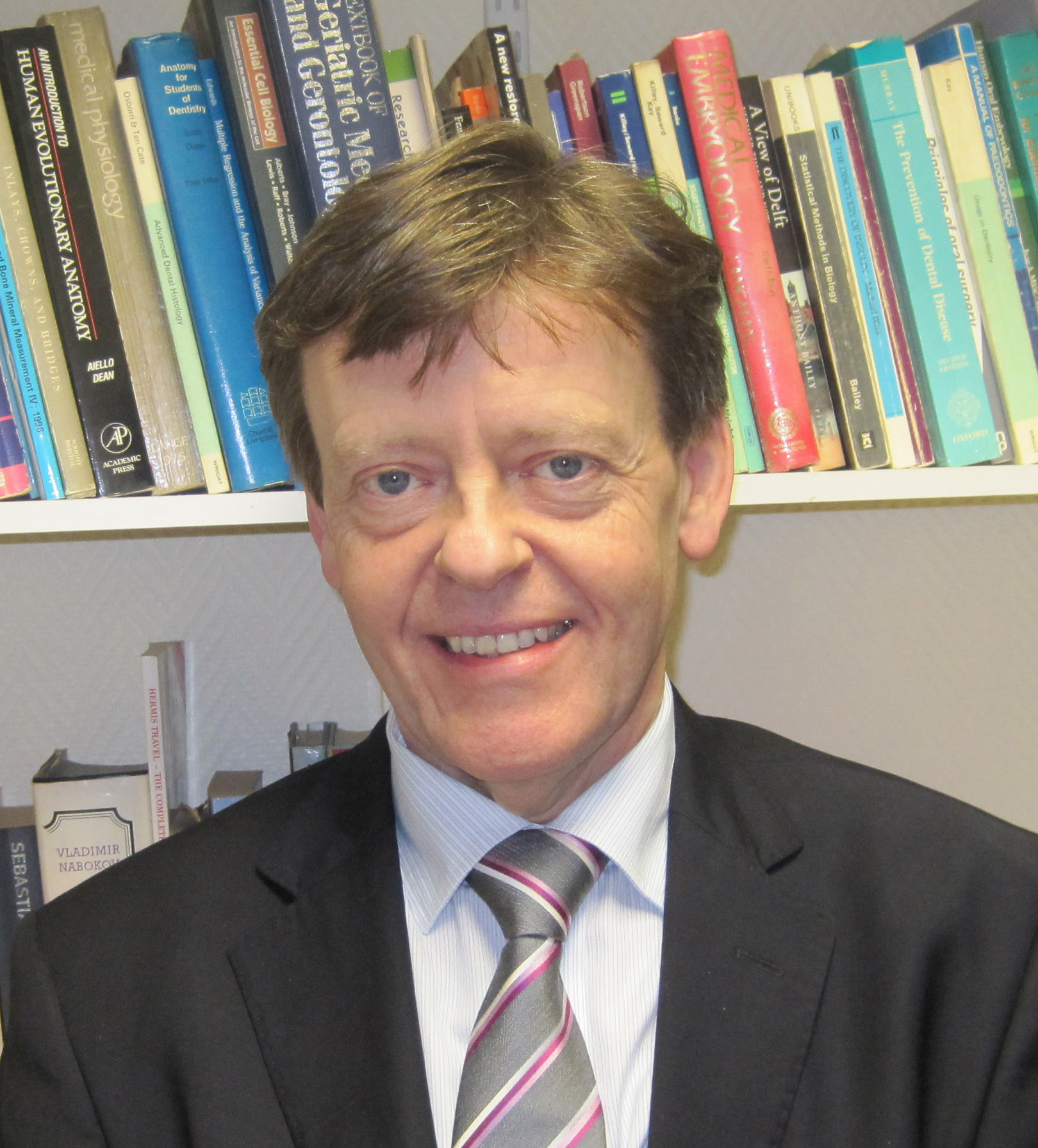 Photo of Professor Keith Horner