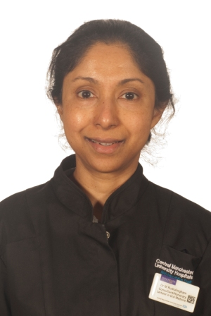 Photo of Dr Meena Rudralingam