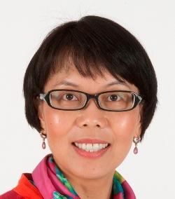 Photo of Dr Pauline Ho