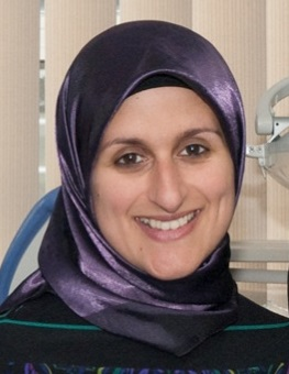 Photo of Dr Sarra Jawad