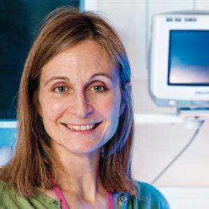 Photo of Dr Michelle Parr