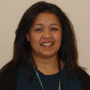 Photo of Dr Samiksha Patel