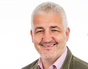 Photo of Dr Richard Hammonds