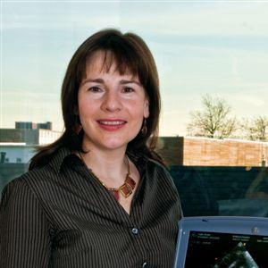 Photo of Dr Ruth Gottstein