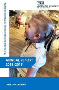 Cochlear Implants - Manchester Royal Infirmary