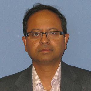 Photo of Dr Sandip Mitra