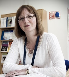 Photo of Dr Clare Murray