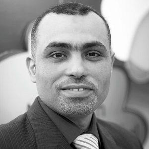 Photo of Dr Mohamed Elboraee
