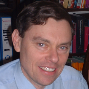 Photo of Dr Peter Arkwright
