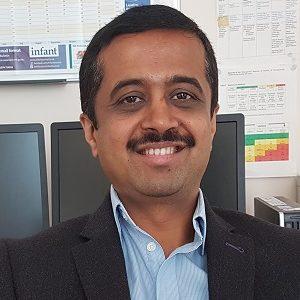 Photo of Dr Ranganath Ranganna
