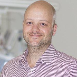 Photo of Dr Gareth Penman