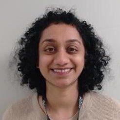 Photo of Dr Gayathri Subramanian