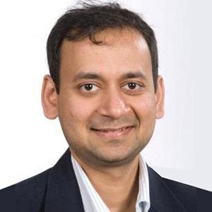 Photo of Dr Siddharth Banka
