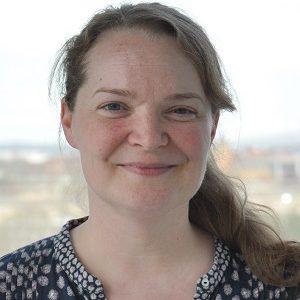 Photo of Professor Emma Crosbie