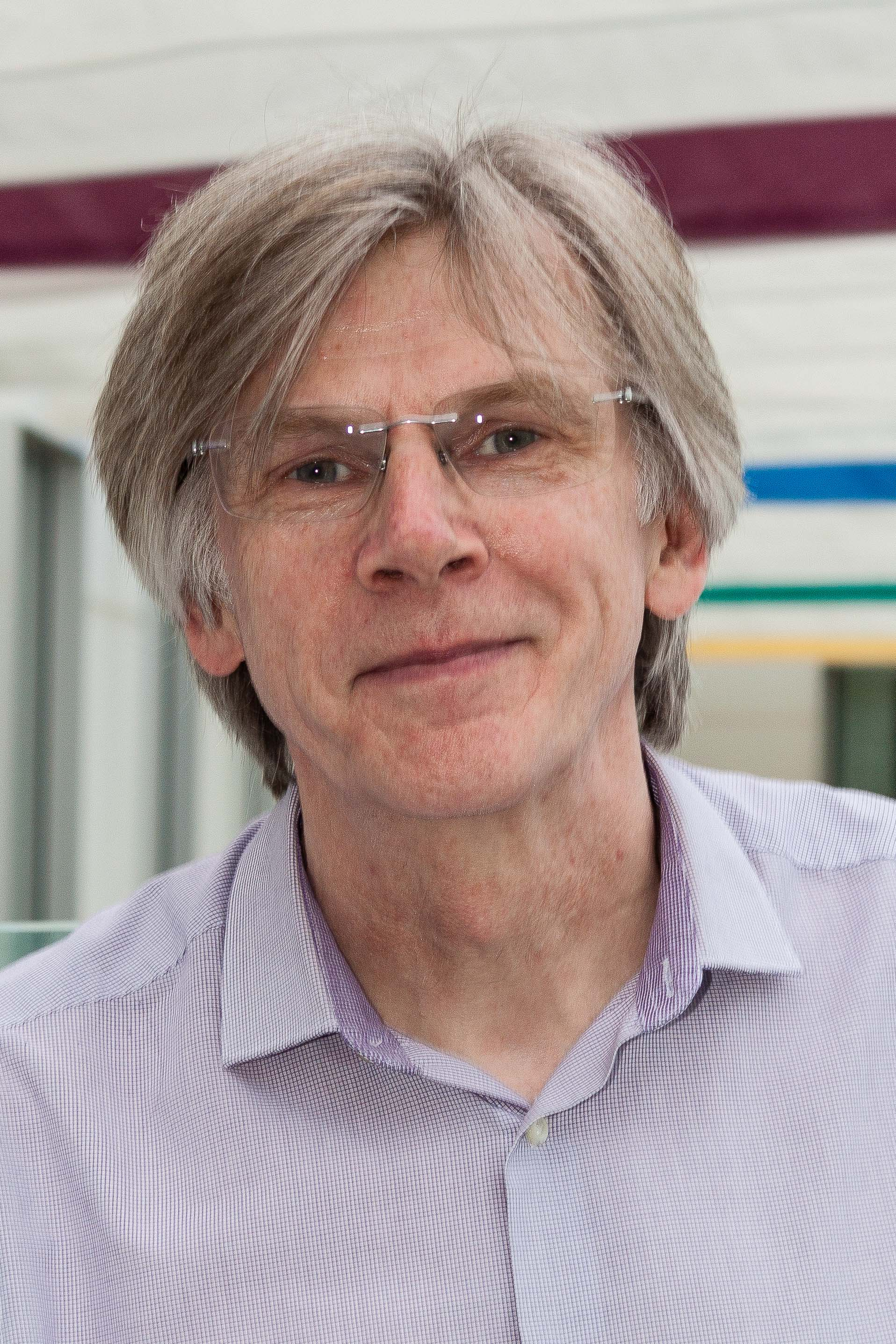 Photo of Dr Nick Plant