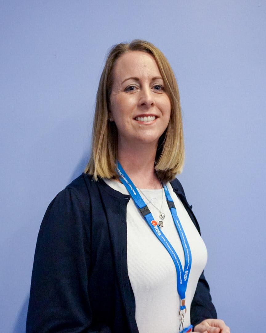 Photo of Dr Caroline Baxter