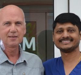 Transplant Team at Wythenshawe Hospital undertake pioneering heart transplant