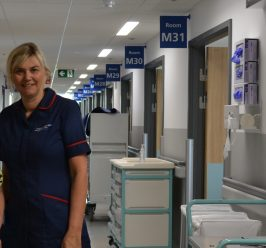 First stage of Wythenshawe Hospital's Emergency Department expansion opens to patients