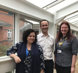 Wythenshawe researchers recruit 1st patient in UK to Cystic fibrosis study