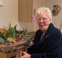 Mother of MFT nurses thanks Wythenshawe Hospital as she overcomes COVID-19