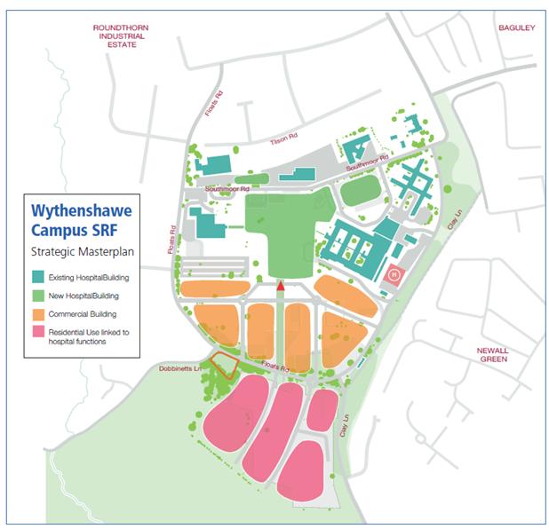 Wythenshawe SRF Masterplan