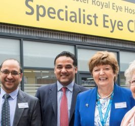 Specialist eye care made more accessible for patients