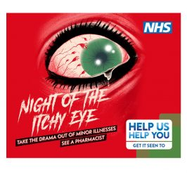Conjunctivitis: Should I attend the Emergency Eye Department at Manchester Royal Eye Hospital?