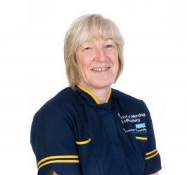 Saint Mary's Hospital Director of Nursing and Midwifery shortlisted for national award