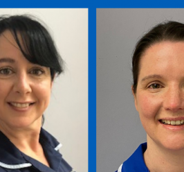 International Day of the Midwife 2021 Blog – Samantha Ratcliffe and Sarah Lee