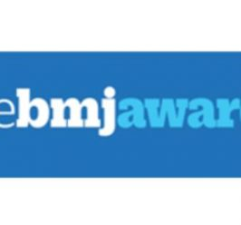MFT Highly Commended at BMJ Awards