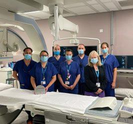 MFT's Imaging Team named winners at HSJ Patient Safety Awards