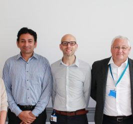 First patient treated in global gene therapy trial at Manchester CRF at MRI