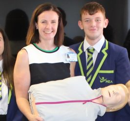 MFT teaches Greater Manchester students how to 'Restart a Heart'