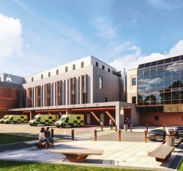 Manchester Royal Infirmary unveils £40million A&E transformation project