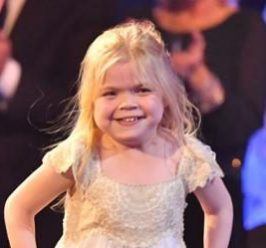Inspirational Ella wins Pride of Britain Award
